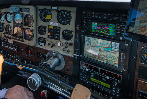 IFR - Instrument Rating course image.